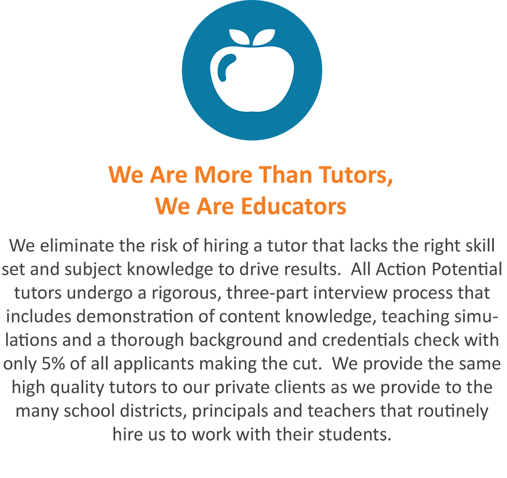 More Than Tutors, We Are Educators