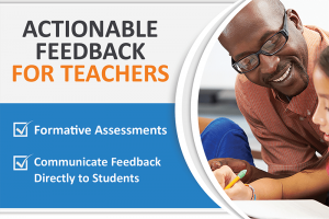 PROVIDING ACTIONABLE FEEDBACK TO STUDENTS