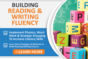 BUILDING READING & WRITING FLUENCY